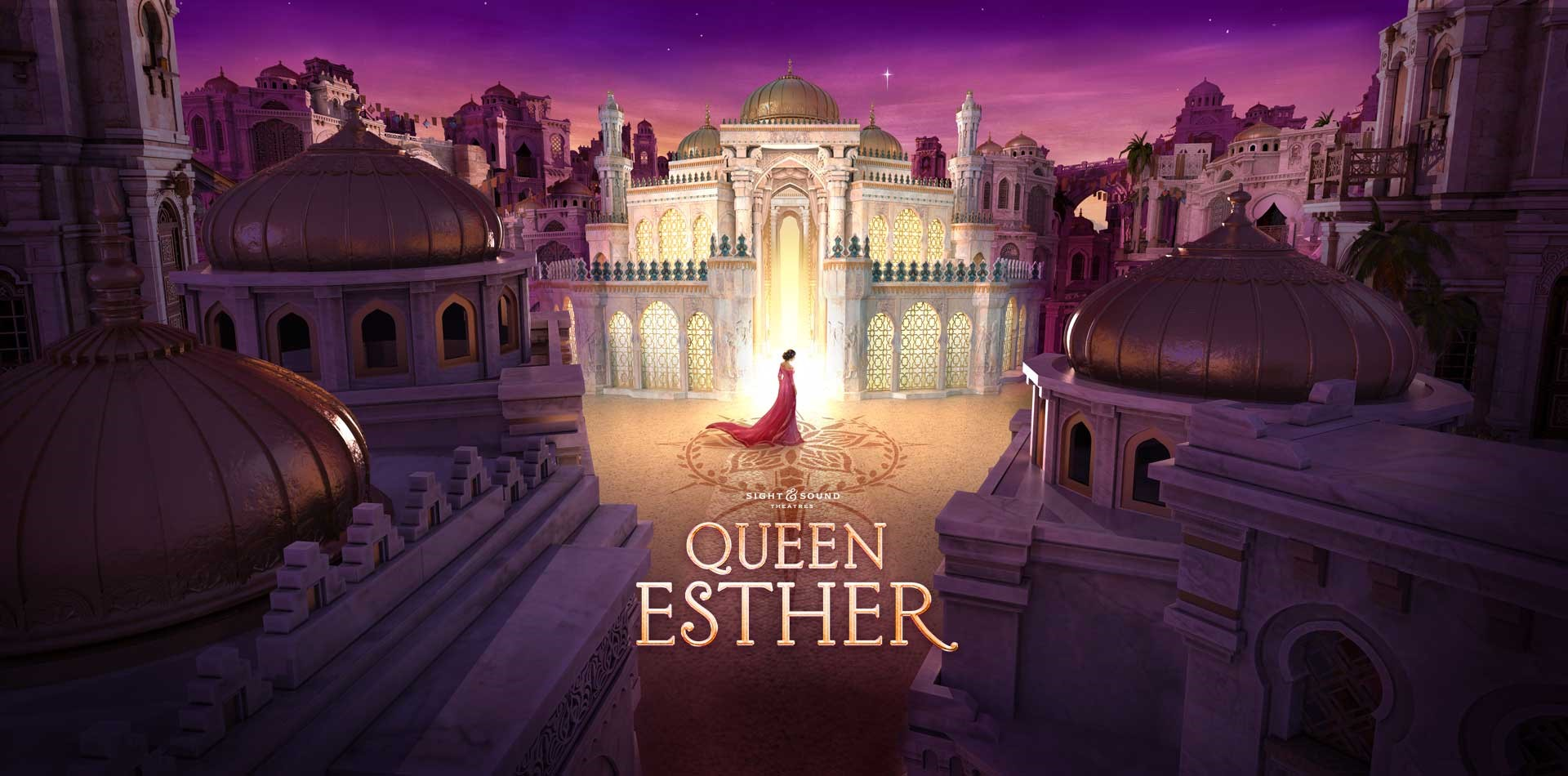QUEEN ESTHER SIGHT AND SOUND